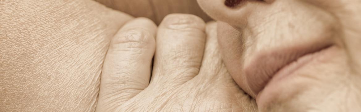 Laikas pasirūpinti senyvo amžiaus žmonių oda