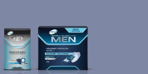 Купить ТЕНА MEN онлайн в ОЗОН