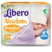 Libero Newborn Premature packshot