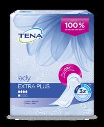 TENA Lady Extra Plus Inkontinenzprodukte für Frauen
