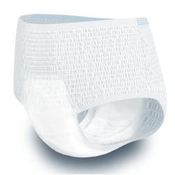 TENA ProSkin Slip Plus - Absorbent incontinence adult diaper with Triple Protection for dryness, softness and leakage security
