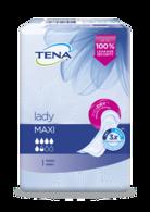 TENA Lady MaxiEinlage bei Blasenschwäche für Frauen