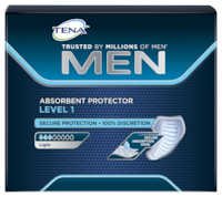 TENA Men Absorbent Protector Level 1 packshot light absorption