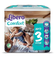 A package of Libero Comfort 3