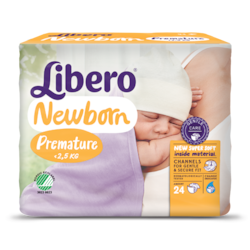 Libero Newborn Premature packshot