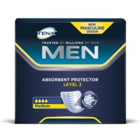 TENA Men Protection Absorbante Level 2 packshot absorption moyenne