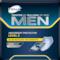 TENA Men Protections absorbantes pour une sécurité contre les fuites urinaires