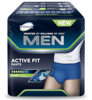 TENA Men Active Fit Pants a product designed especially for men