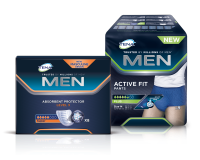 TENA MEN L3 + TENA MEN Active Fit L