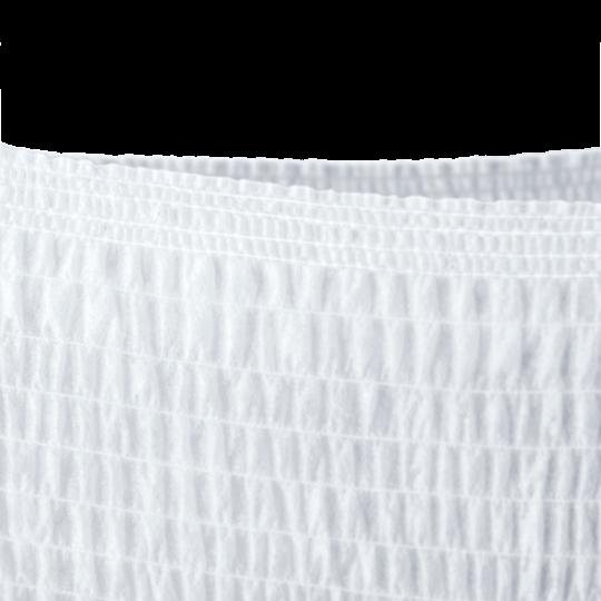 Hlačke TENA Pantsso narejene izmehkih materialov za boljše udobje