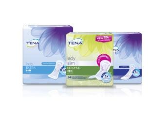 Balíček výrobků TENA